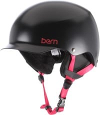 Bern Muse Team EPS Women's Snowboard Helmet - satin black
