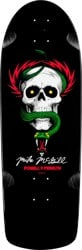 Powell Peralta McGill Skull & Snake 10.0 Skateboard Deck - black