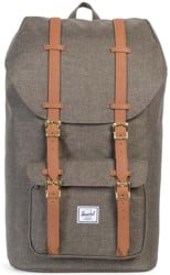 Herschel Supply Little America Backpack - canteen crosshatch/tan