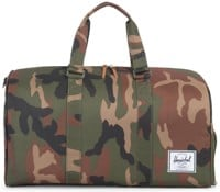 Herschel Supply Novel Duffle Bag - woodland camo/multi zip