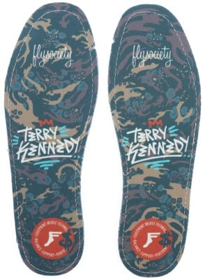 Footprint Kingfoam Flat Insoles - terry kennedy - view large