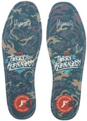 Footprint Kingfoam Flat Insoles - terry kennedy