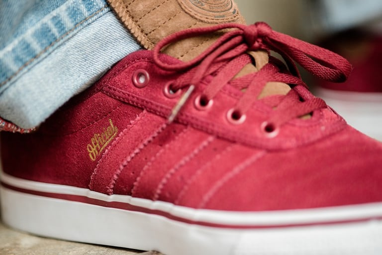 adidas x official skate