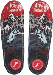 Footprint Gamechangers Custom Orthotics Insoles - terje salmon