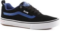 Vans Kyle Walker Pro Skate Shoes - (real skateboards) black/true blue