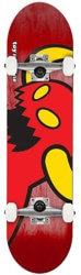 Toy Machine Vice Monster 7.75 Complete Skateboard - red
