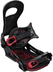 Bent Metal Solution Snowboard Bindings 2017 - black