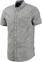 Volcom Everett Oxford S/S Shirt - black