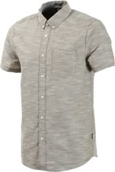 Volcom Everett Oxford S/S Shirt - military