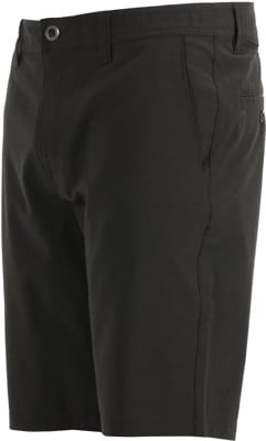 Volcom Frickin SNT Static Hybrid Shorts - blackout - view large