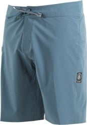 Volcom Lido Solid Mod Boardshorts - airforce blue