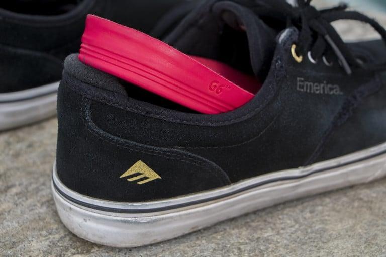 Emerica Wino G6 Skate Shoes Wear Test