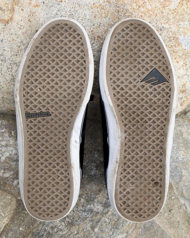 37e07cf95ae Emerica Wino G6 Skate Shoes Wear Test Review