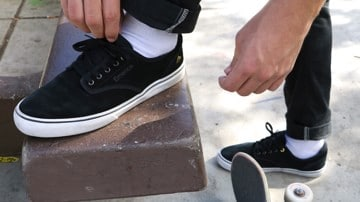 Emerica Wino G6 Skate Shoes Wear Test Review