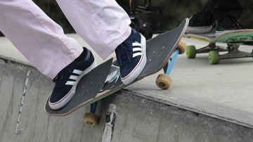 Adidas Adi Ease Premiere Skate Shoes Wear Test Review