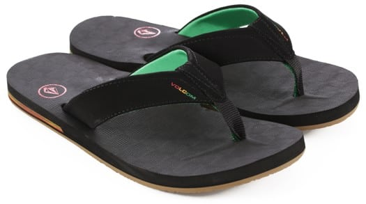 Volcom Victor Sandals - jah - view large