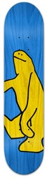 Krooked Shmoo Cut 8.06 Skateboard Deck - blue shmoo