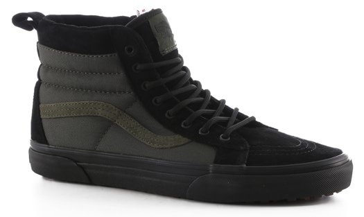 Vans Sk8-Hi MTE Shoes - (mte) black/rosin - view large