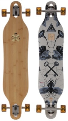 "Arbor Axis Bamboo 40"" Complete Longboard - view large"