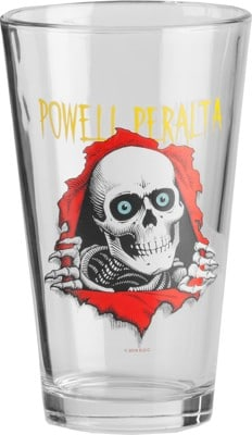 Powell Peralta Ripper Pint Glass - view large