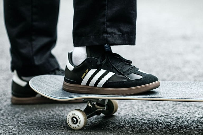 adidas skateboarding samba adv skate shoes. Black Bedroom Furniture Sets. Home Design Ideas