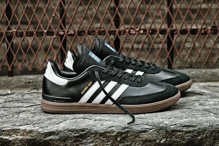 Adidas Skateboarding Samba ADV Skate Shoes | Tactics