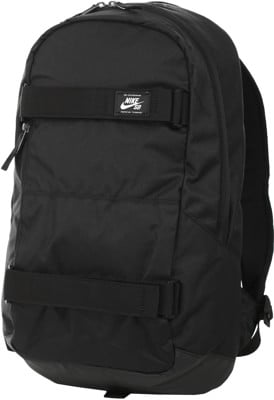 Nike SB Courthouse Backpack - black/black/white - view large