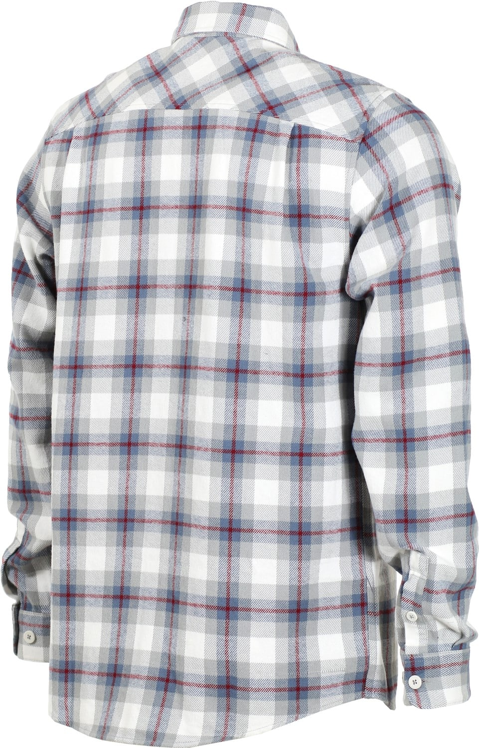 rvca that u0027ll work flannel antique white free shipping