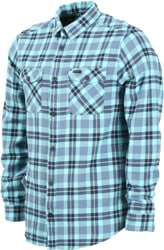 RVCA That'll Work Flannel - nile blue