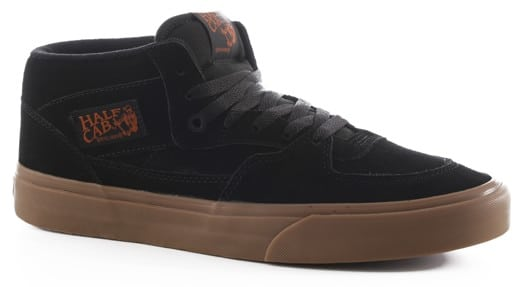 Vans Classic Half Cab Skate Shoes - view large