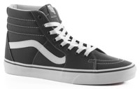 Vans Sk8-Hi Skate Shoes - (canvas) asphalt