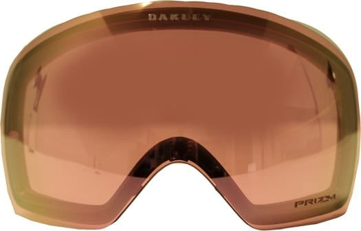 Oakley Flight Deck Replacement Lenses - prizm hi pink iridium lens - view large