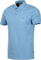 Volcom Wowzer Polo - deep water