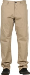 Nike SB Icon Stretch Chino Pants - khaki
