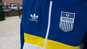 Tactics x Adidas Home Turf Collection