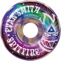 Spitfire Smith Formula Four Pro Skateboard Wheels - 3rd eye swirl (99d)