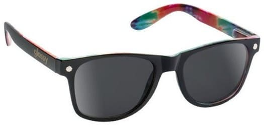 Glassy Leonard Sunglasses - black/tie-dye - view large