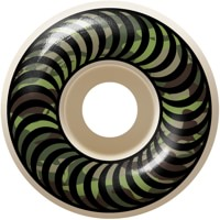 Spitfire Classic Skateboard Wheels - white/camo (99d)