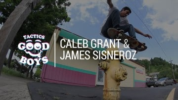 James Sisneroz & Caleb Grant Full Part | Good Boys Video