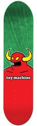 Toy Machine Monster 8.125 Skateboard Deck - green