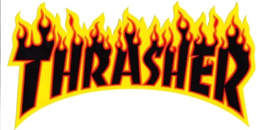 Thrasher Flame MD 5.5