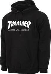 51a725e3de19 Thrasher Skate Mag Hoodie - black