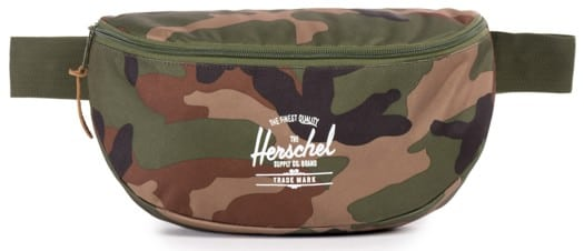 Herschel Supply Sixteen Hip Pack - woodland camo - view large