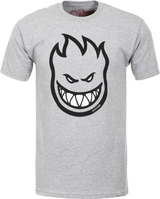 Spitfire Bighead Fill T-Shirt - athletic heather - view large