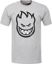 Spitfire Bighead Fill T-Shirt - athletic heather