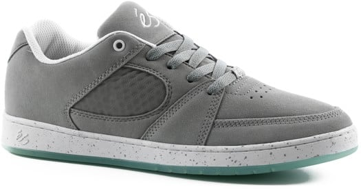 eS Accel Slim Skate Shoes - grey/blue - view large