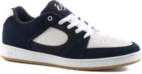 eS Accel Slim Skate Shoes - navy/white