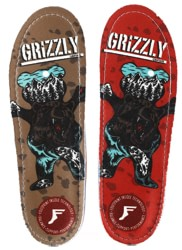 Footprint Kingfoam Orthotics Insoles - grizzly