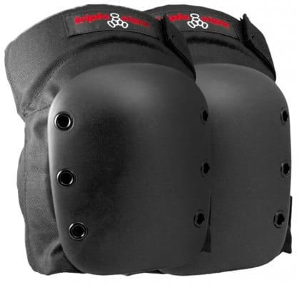 Triple Eight Street Knee Pads - black - view large