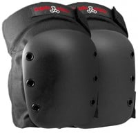 Triple Eight Street Knee Pads - black